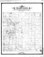 Oakland Township, Red Cedar Lake, Jefferson County 1887